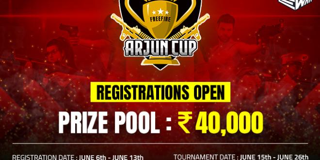 Arjun Cup