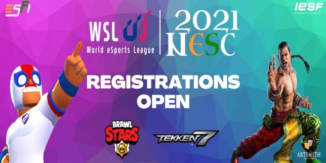 India Qualifiers For World Esports League To Start On September 29