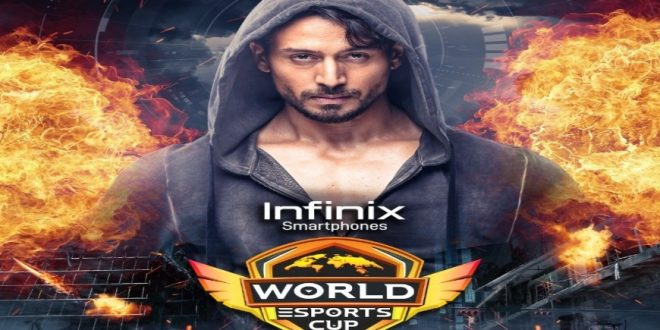 Tiger Shroff To Root For Indian Gamers In World Esports Cup