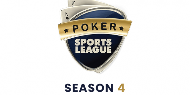 Poker Sports League Is Back With Its Season 4 In A Phygital Format